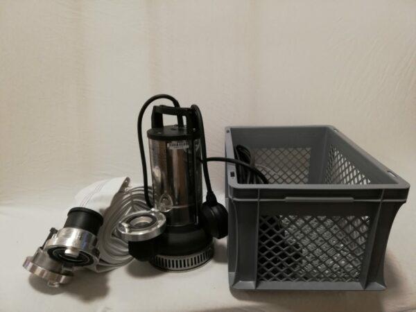 Pumpenheinzi- Flutbox