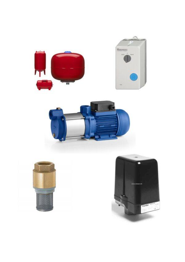 Individuelle Pumpenheinzi- Hauswasserwerke