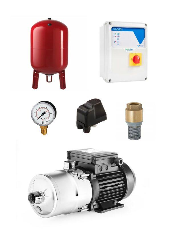 Pumpenheinzi Smart Hauswasserwerk