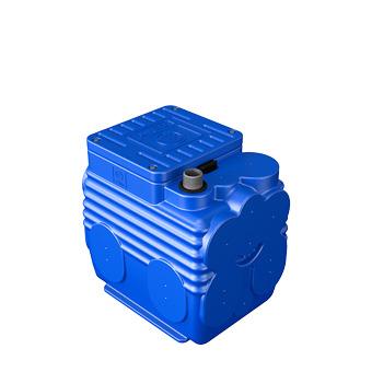 Zenit blueBOX -Standardkonfiguration
