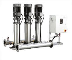 Zirantec Kompakt- Drucksteigerungsanlagen