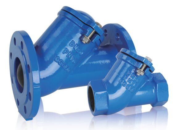 Abwasser- Kugelrückflussverhinderer Gewinde EPDM