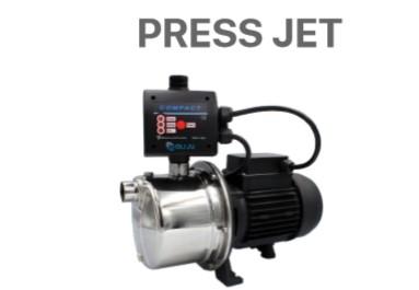 Press JET 1000 – Gartenautomat